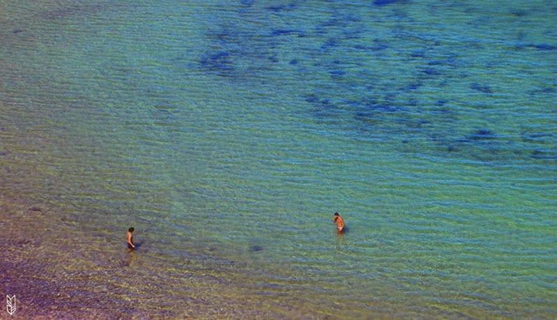 l'océan rien que pour nous en Australie