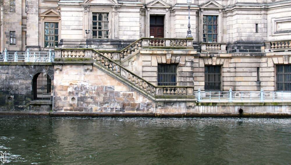 l'île aux Musées