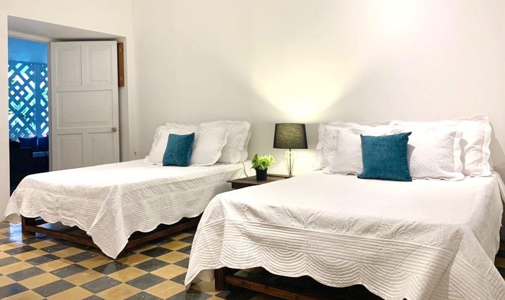 Hôtel à Carthagene - Colombie