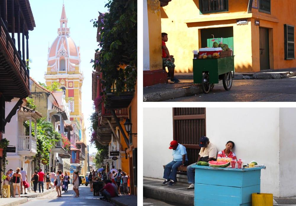 quartier-historique-carthagene-colombie-visiter
