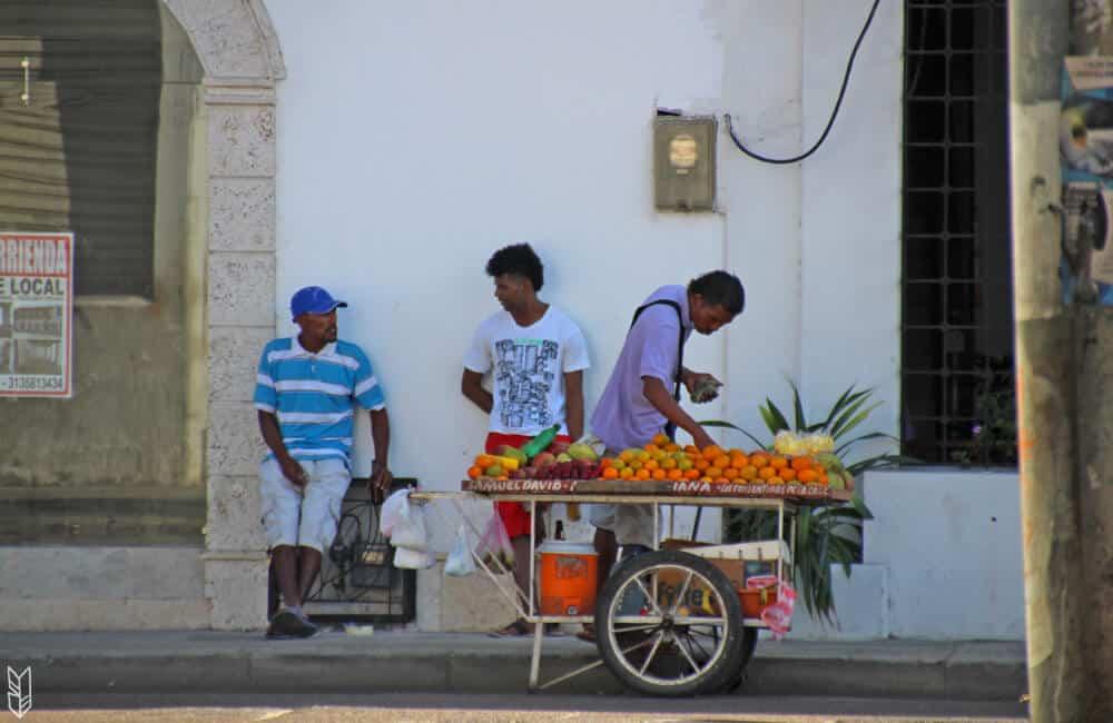 des fruits tous les jours !