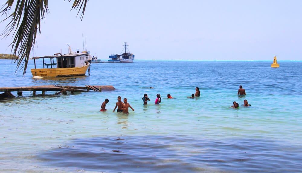 Un week-end à San Andrés