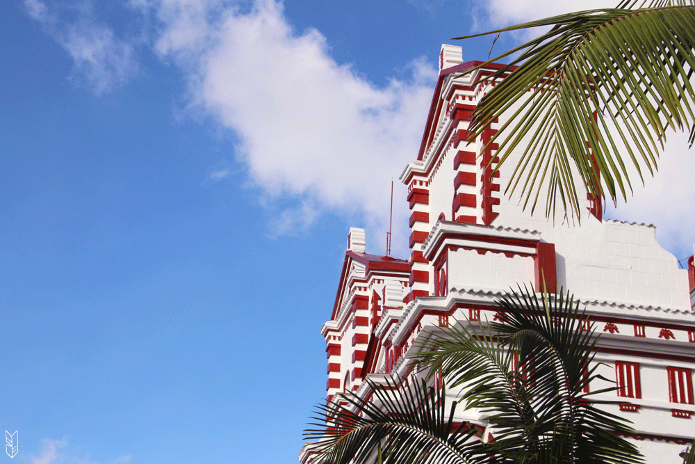 l'église de Guatapé