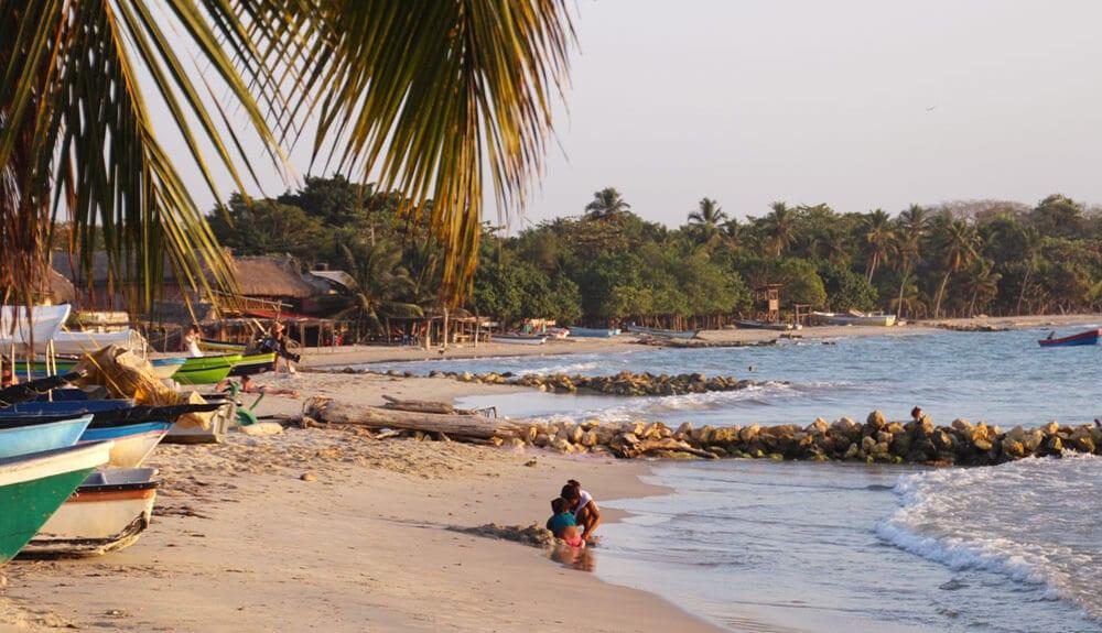 des vacances à Rincón del Mar - Colombie