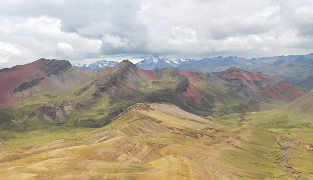 le Pérou - des paysages grandioses qui donnent le tournis