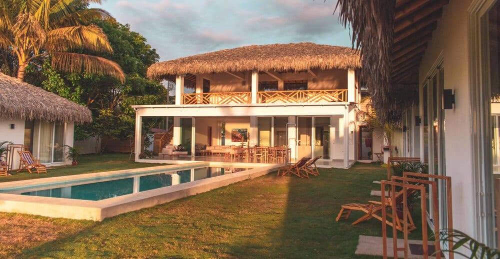Hotel à Olón - Equateur