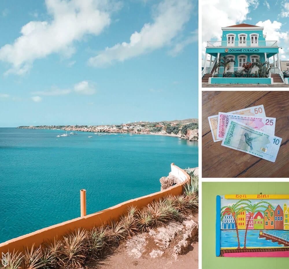 les couleurs de Curaçao