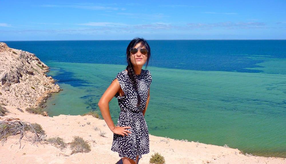 Laëtitia en road-trip en Australie