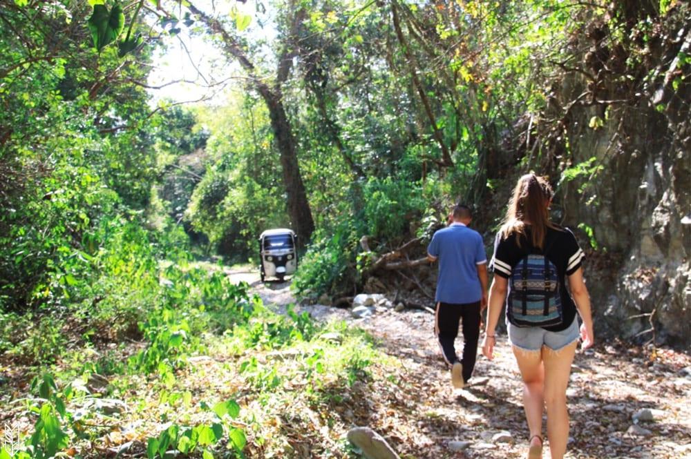 la cascade de Santa Fe de Antioquia