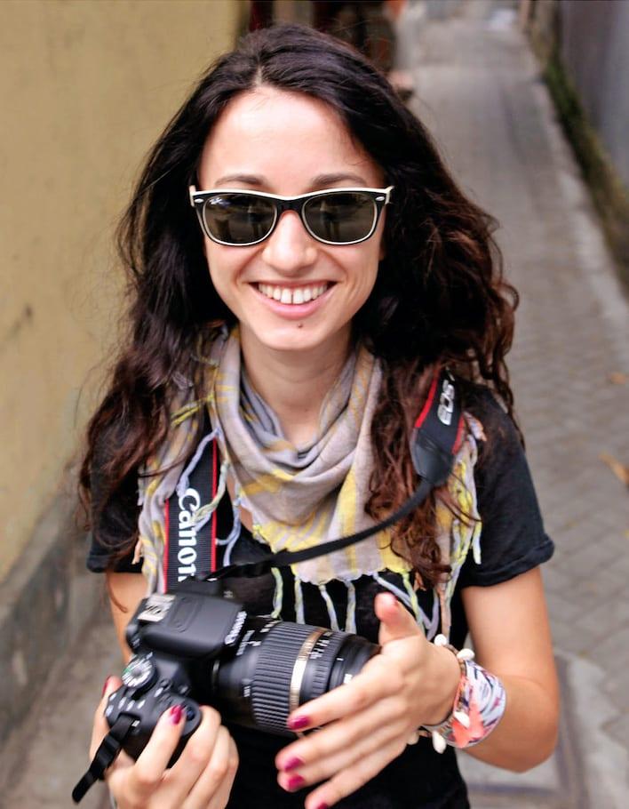 Amélie - autrice du Blog Ma Maison sur le Dos