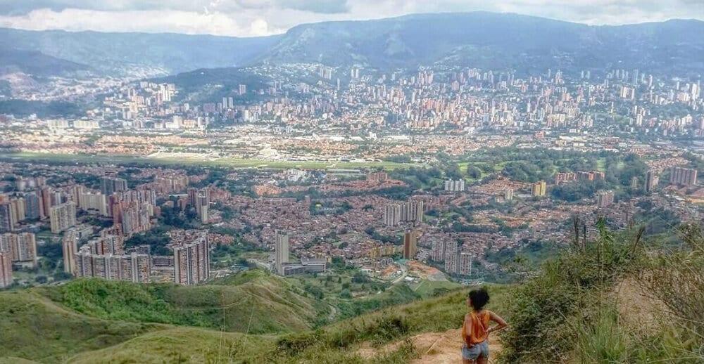 Cero de los Tres Cruces - Medellín