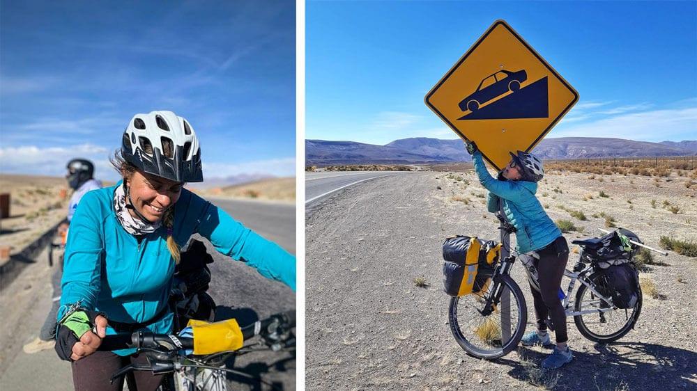 Les difficultés du voyage en vélo en Amérique du Sud