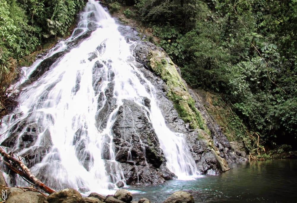 la cascade Nabugá