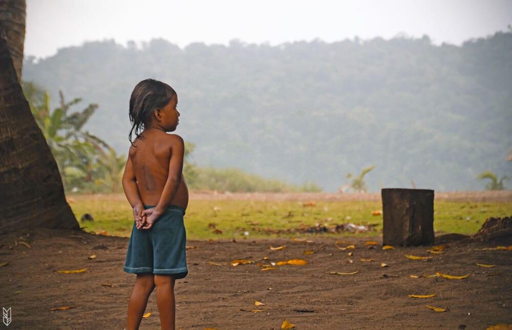la communauté Embera