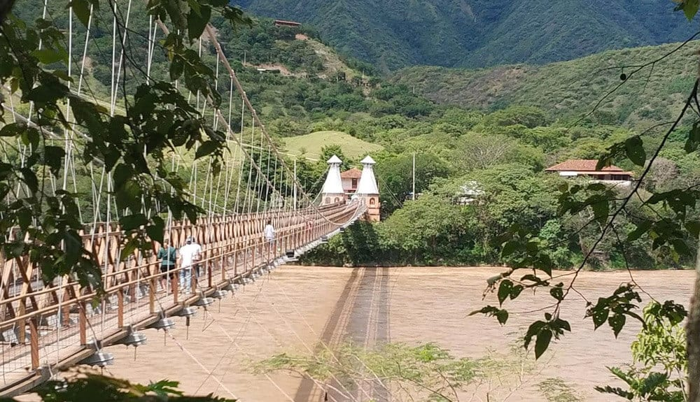 Puente del Occidente - Visiter Santa Fe