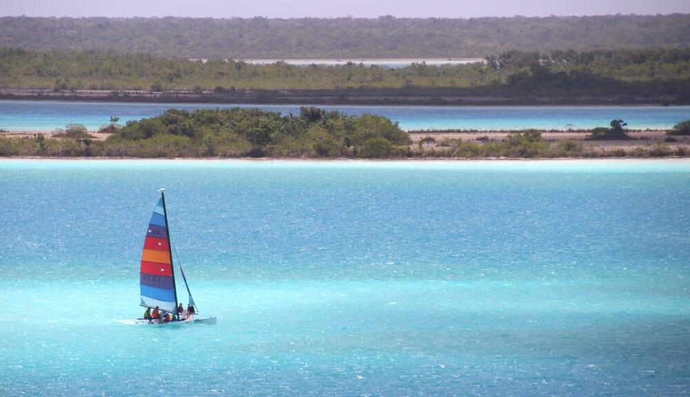 la lagune de Bacalar